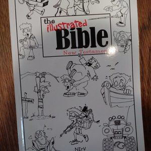 📚$7 The Illustrated Bible New Testament